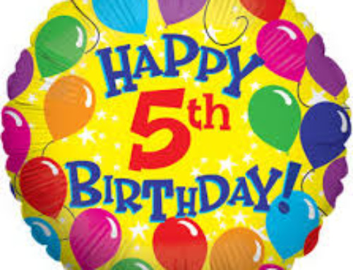 Happy 5th Birthday Netzone Real Estate